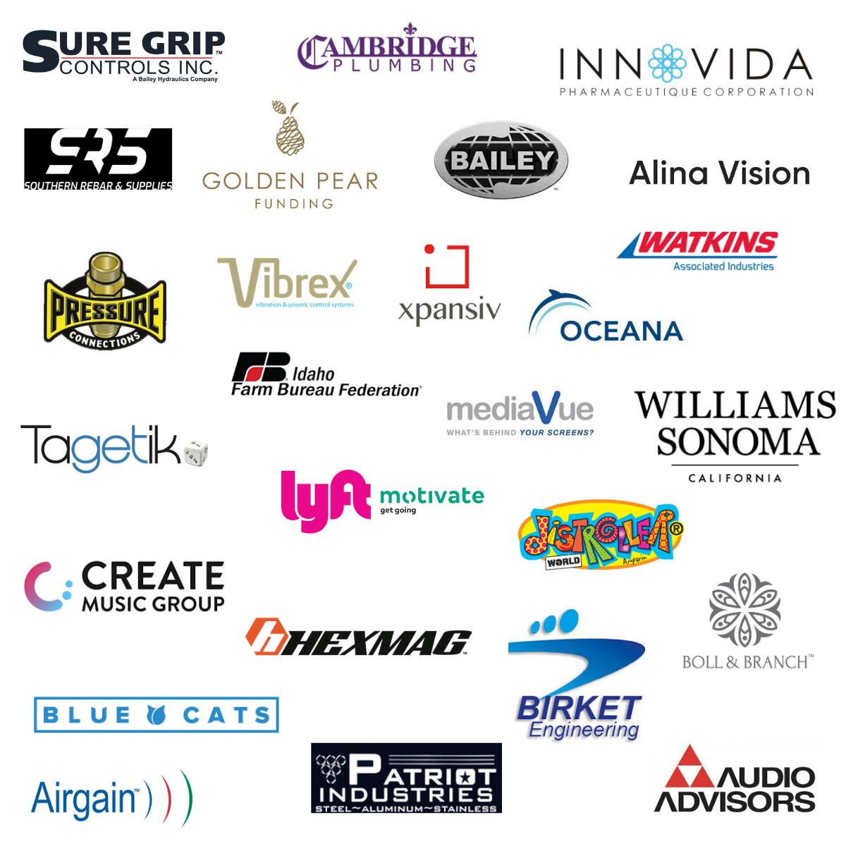 C3 Customer Logos 2020-1