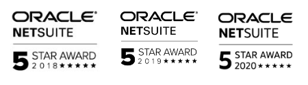 NetSuite 5 Star Partner