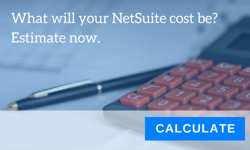 NetSuite Pricing